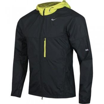 nike vapor jacket black yellow
