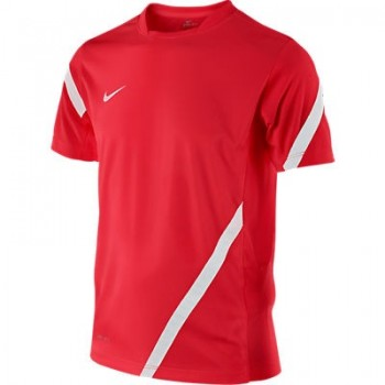 nike premier ss training top red