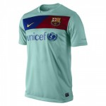 fcb ss away repl jsy cool mint