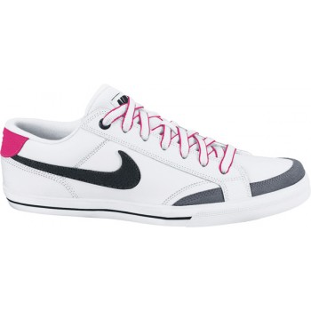 nike capri ii white black-dark grey