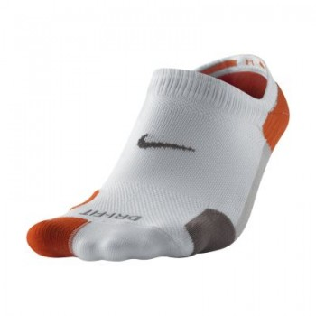 elite run cushion no shw smlx white