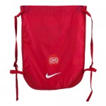 arsenal allegiance gymsack true red