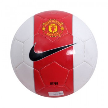 man utd supporters ball 10 white