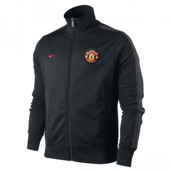 manu showtime n98 jacket black